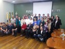 2ª Sessão solene homenageia Wladislau Buasczyk