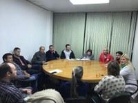 Comissão da Expo Prata visita a Câmara