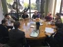 Nova Prata sedia a reunião mensal do Parlamento Regional