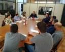 Reunião do Parlamento em Nova Bassano