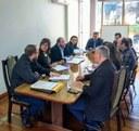 Reunião mensal do Parlamento Regional aconteceu em Nova Prata