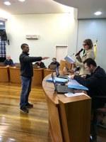 Suplente Claudair Froener assume cadeira no Legislativo